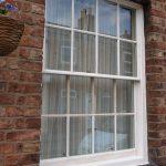 sash window double glazing bath
